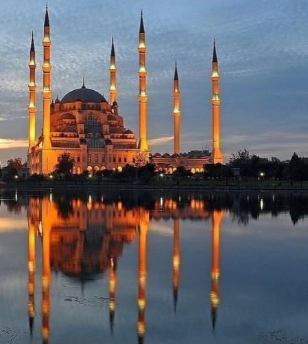 Adana - Sabancı Merkez Camii