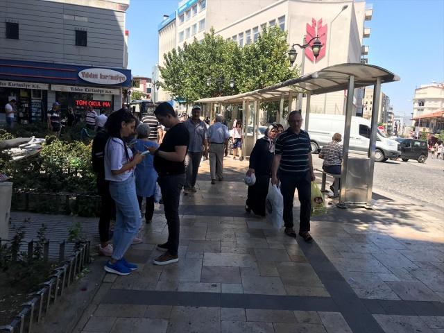 İzmir'in Seferihisar ilçesinde 4,8 büyüklüğünde deprem meydana geldi. İzmir'deki depremin ardından Denizli'de 6 şiddetinde bir deprem meydana geldi. İşte depreme ilişkin tüm fotoğraflar
