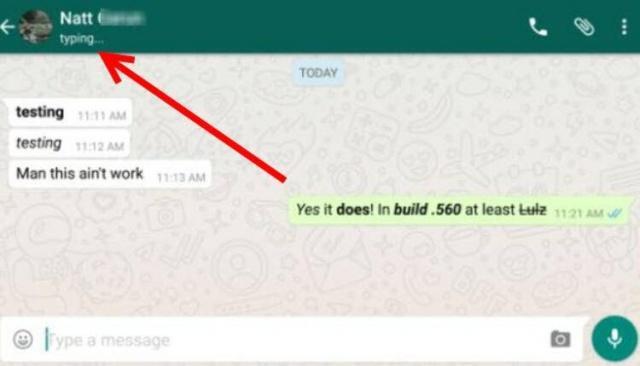 Dünyanın bir numaralı anlık mesajlaşma platformu Whatsapp'ın çok az kişinin bildiği bir özelliği ortaya çıktı.