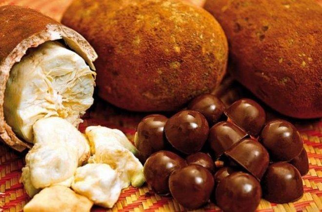 7 - CUPUACUGüney Amerika'ya özgü bu meyve normal bir egzotik meyve değildir, daha çok bir sebzeye benzer. Sağlık açısından sayısız yararı olan meyvenin 450 Gramı 250 Dolara alıcı bulmaktadır.