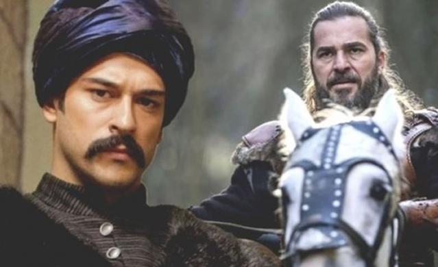 Diriliş'in Osman Bey'i Burak Özçivit 1 yıl boyunca haftanın 5 günü 8 saat eğitim aldı!