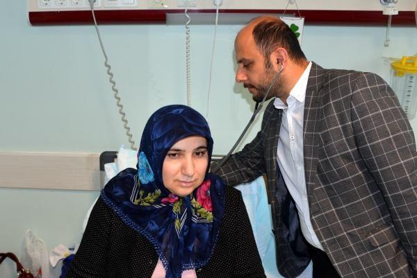 Kahramanmaraş'ta baş dönmesi şikayetiyle hastaneye gitti doktorlar bile şok oldu.