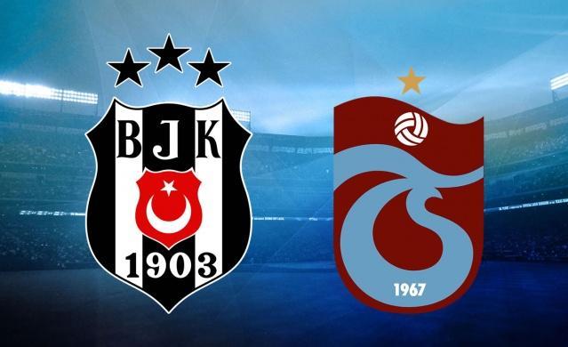 Süper Lig'in 23. haftasında derbi maçında Beşiktaş ile Trabzonspor kozlarını paylaşacak.