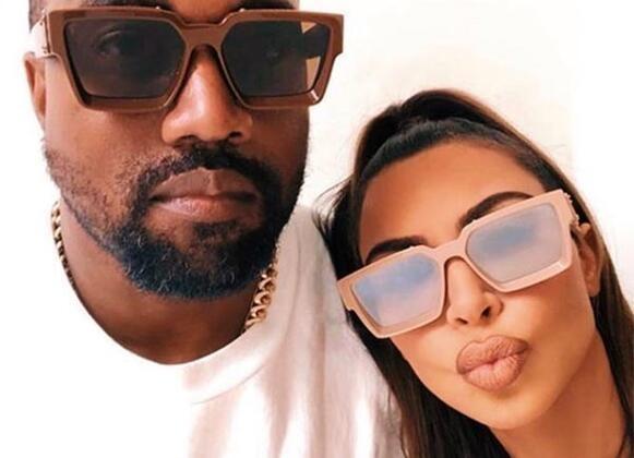 ABD'li magazin yıldızı Kim Kardashian, eşi Kanye West hakkında ilginç bir itirafta bulundu.