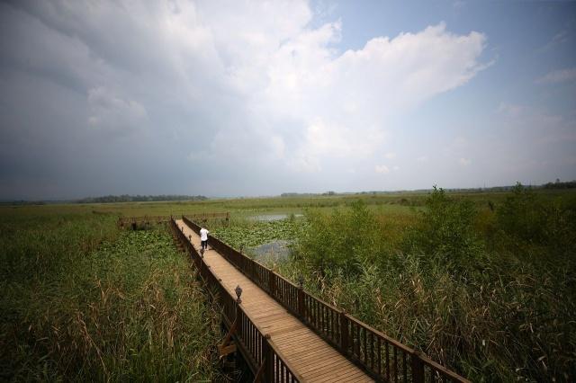 """Demircan, bölgenin yerli ve yabancı turistlerin ilgisini çektiğini dile getirerek, """"Bölge kuş çeşidi anlamında çok zengin. Kendine özgü bitki çeşitleri, endemik bitkiler ve çeşitli kuşlarıyla bir doğa harikası. 150 çeşit kuşun yılın belli aylarında buraya uğradığı biliniyor. Bölge, çok önemli güzel bir kuş cenneti"""" ifadelerini kullandı."""