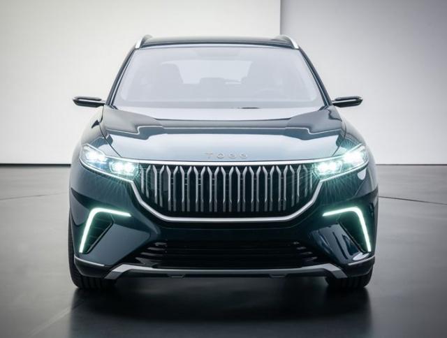 2022 yılında kullanmaya başlayacağımız yerli otomobilin iç tasarımı da tam puan aldı. Özellikle orta konsol hayli farklı.