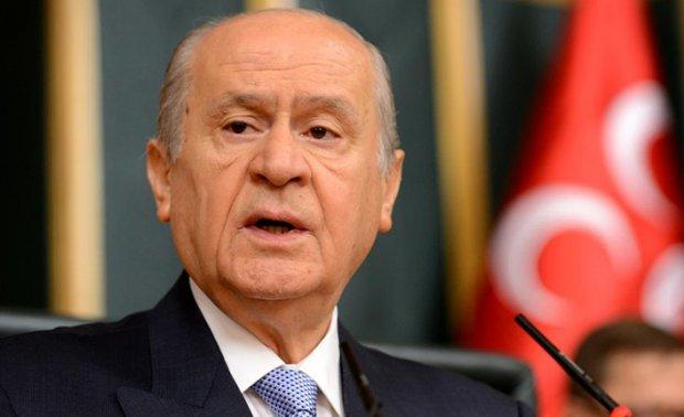 MHP Lideri Devlet Bahçeli muhtarlıklar kaldırılsın önerisinde bulundu. Sizce muhtarlıklar kaldırılmalı mı kaldırılmamalı mı?