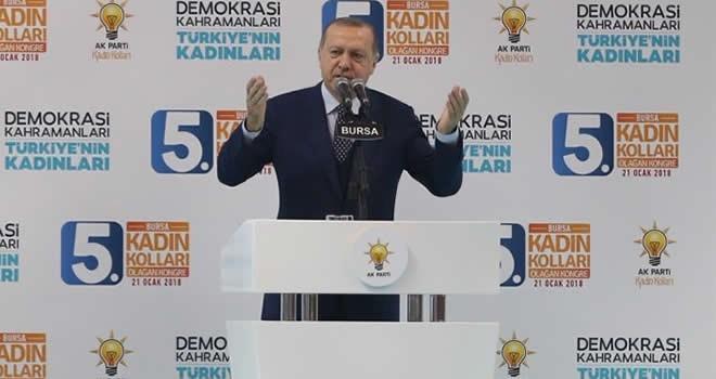 Erdoğan onları uyardı: Bedelini ağır öderler!