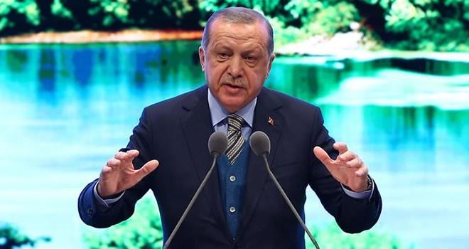 Cumhurbaşkanı Erdoğan son noktayı koydu! ''2019'da bitecek!''