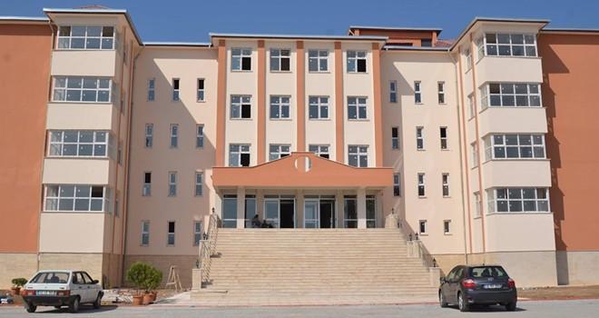 Türkoğlu Meslek Yüksek Okulu eğitim öğretime başladı