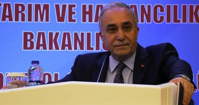 Bakan Fakıbaba açıkladı: Hedef et ithalatının önüne geçebilmek
