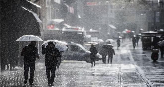Kahramanmaraş'ta hava durumu nasıl olacak? 6 Ekim Cuma hava durumu...