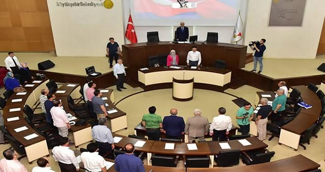Dulkadiroğlu Belediysi Haziran Ayı MeclisToplantısı yapıldı