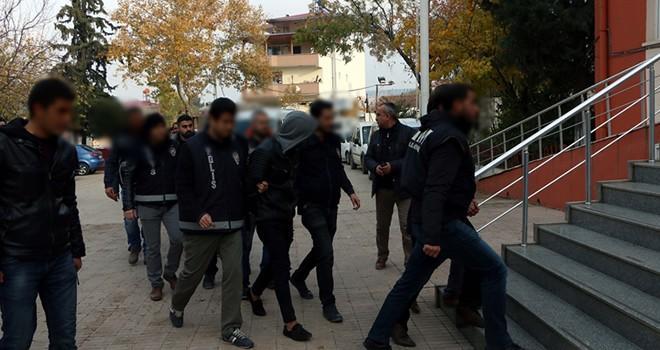 Kahramanmaraş'ta PKK davasında 6 tutuklama