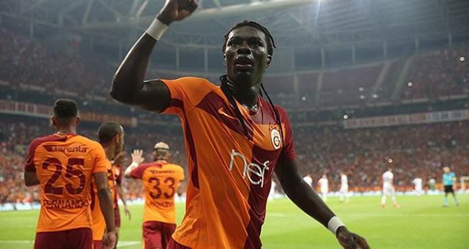 Galatasaray evinde Kasımpaşa'ya acımadı