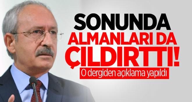 Focus dergisinden Kemal Kılıçdaroğlu açıklaması