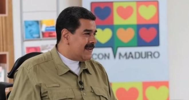 Maduro'dan Türkiye açıklaması: ''Bizi kurtaracak''