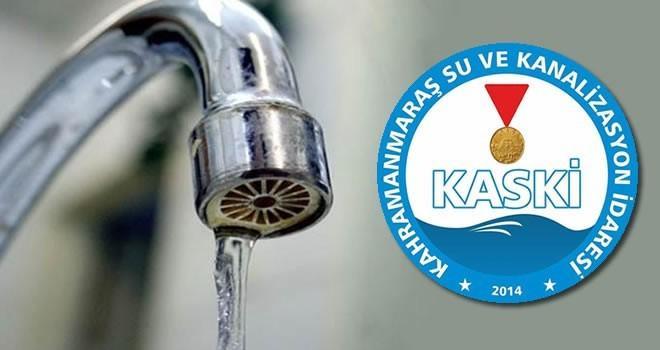 Su kesintisi olan Kahramanmaraş'ın mahalleleri… Sular ne zaman gelecek?