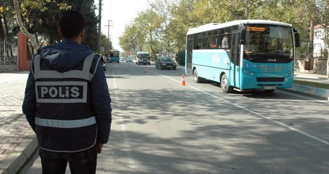 Kahramanmaraş'ta motosiklet denetimi sürüyor