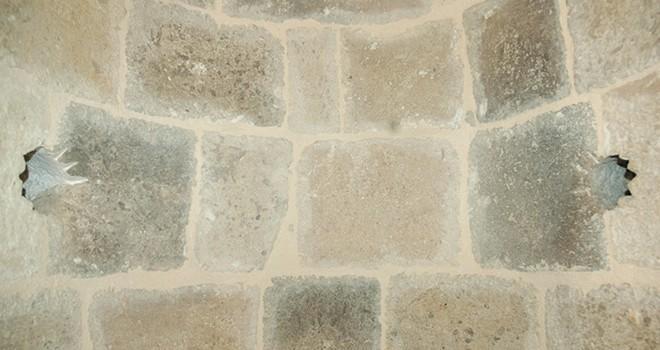 Kahramanmaraş'ta caminin mihrabındaki oyukların sırrı
