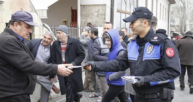 Kahramanmaraş polisi vatandaşları tek tek uyardı! Aman dikkat!
