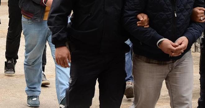 Kahramanmaraş dahil 4 ilde FETÖ operasyonunda 1 tutuklama