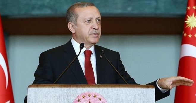 Cumhurbaşkanı Erdoğan'dan ABD'ye: Dost demeye dilim varmıyor