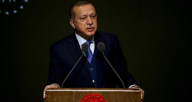 Erdoğan'dan sert açıklama: Bu terörist sevicilerin...
