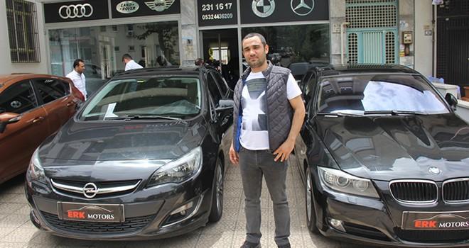 Kahramanmaraş'ta otomobil piyasası canlanıyor