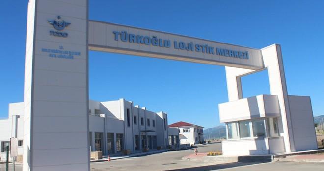 Türkoğlu Lojistik Merkezi 22 Ekim'de açılıyor