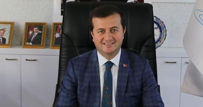 Başkan Bozdağ'dan 'Üç Aylar Ve Regaip Kandili' mesajı