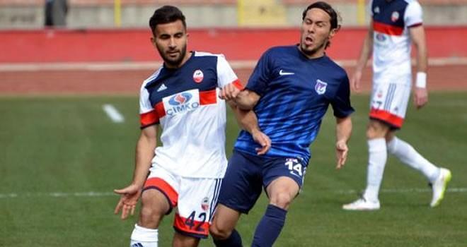 Kahramanmaraşspor-Keçiörengücü maç sonucu: 2-2