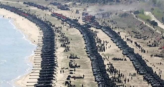 Savaşa büyük hazırlık yapılıyor: O ülke askeri hazırlık rejimine geçti!