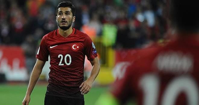 Nuri Şahin Milli takımı bıraktı!