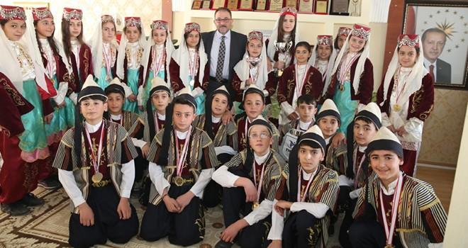 Başkan Güven: Afşin'imizin sesini Kahramanmaraş'ta duyurdular