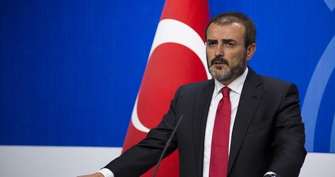 AK Parti Sözcüsü Ünal: 'Bu Atatürk'ün kurduğu CHP olamaz'