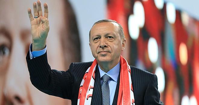 Cumhurbaşkanı Erdoğan: ''Şu anda 4-5 kilometre kaldı, Afrin'e giriyoruz''