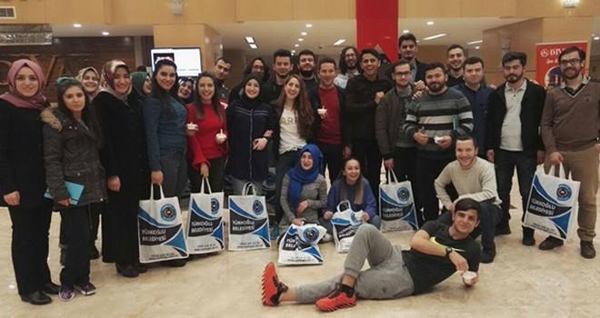 81 ilden 81 genç 11 Ağustos'ta Türkoğlu'nda!