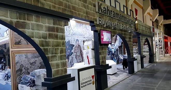 Kahramanmaraş Büyükşehir YAPEX Fuarı'nda
