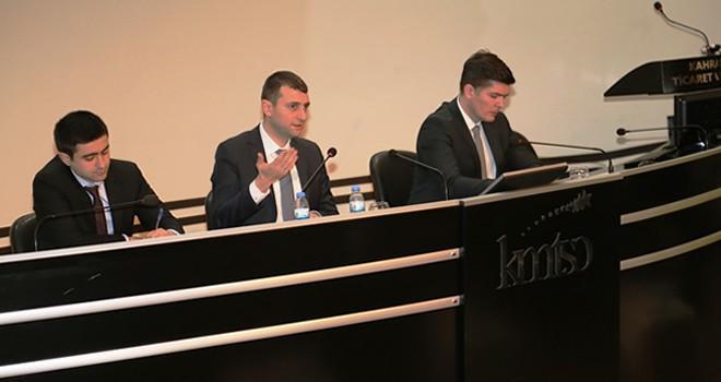 BES'e Otomatik Katılım Kahramanmaraş'ta anlatıldı