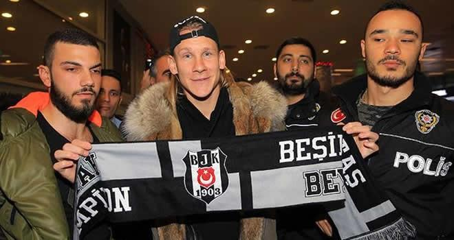 Transfer sezonunu Beşiktaş açtı! İlk imza geldi!