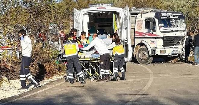 Hatay'da korkunç trafik kazası: 10 ölü, 7 yaralı