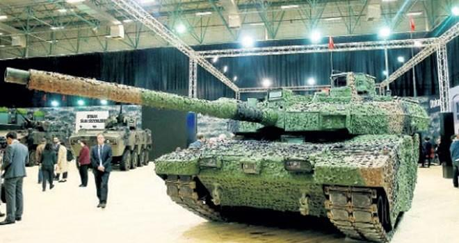Milli tank Altay için tarih belirlendi