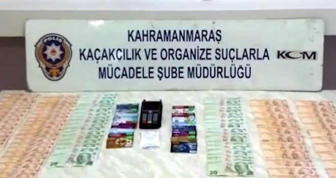 Kahramanmaraş'ta 'dijital tefecilere' operasyon!