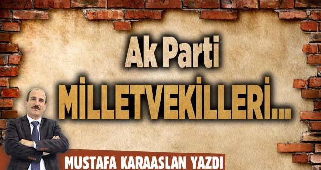 AK Parti Milletvekilleri