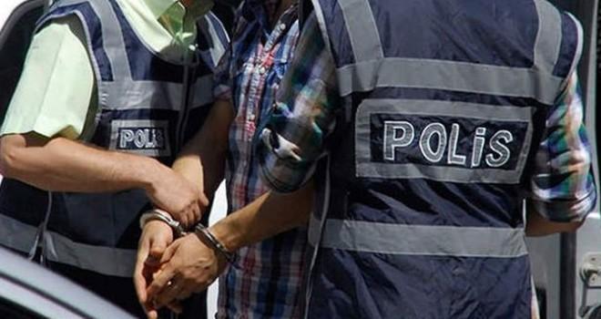 Kahramanmaraş'ta FETÖ operasyonu: 8 polis tutuklandı