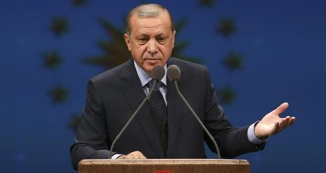 Erdoğan'dan belediyelere çağrı: Bütün bu tabelaları sökün!