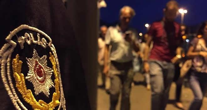 """Kahramanmaraş'ta binlerce polis ile """"Huzur Operasyonu"""" yapıldı"""