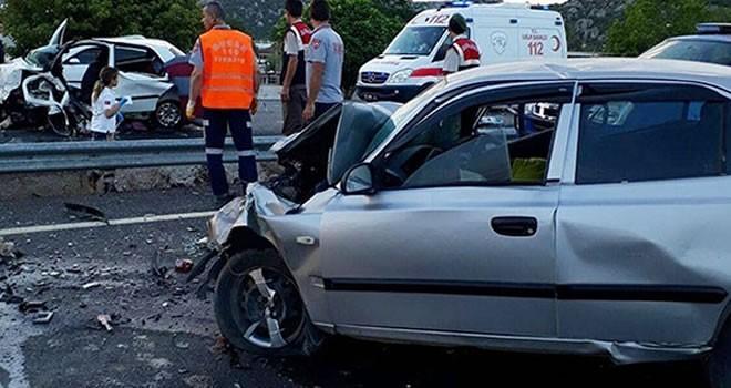 Korkunç kaza! Maalesef çok sayıda ölü var