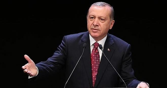 Cumhurbaşkanı Erdoğan'dan gündeme ilişkin önemli açıklamalar